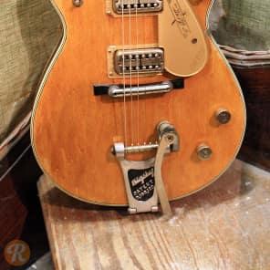 Gretsch 6121 Chet Atkins Solidbody Orange 1959