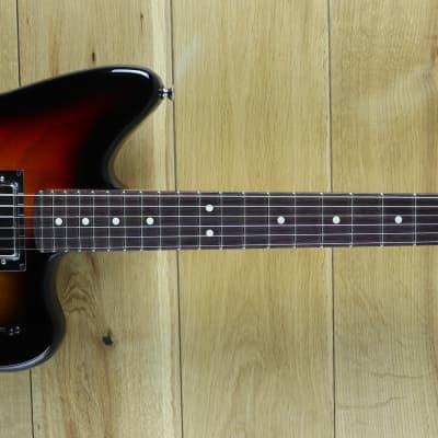 Fender Parallel Universe II Spark-O-Matic Jazzmaster 3-Color Sunburst for sale