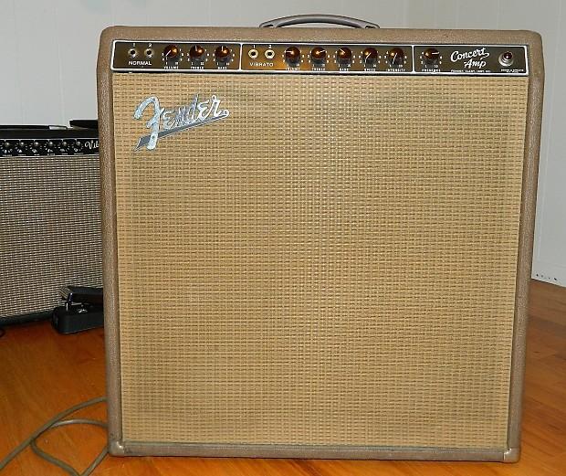 Fender Concert 1962 Brown