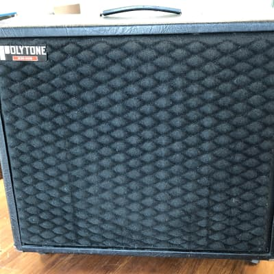 Polytone MINI- S15B Bass Combo Amp EV Force Woofer Fully Serviced for sale