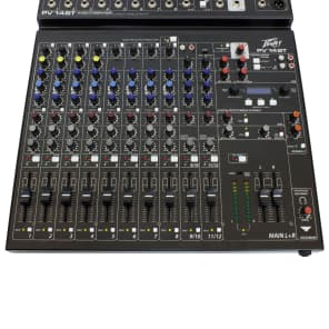 Peavey PV 14 BT 14 Channel Mixer with Bluetooth
