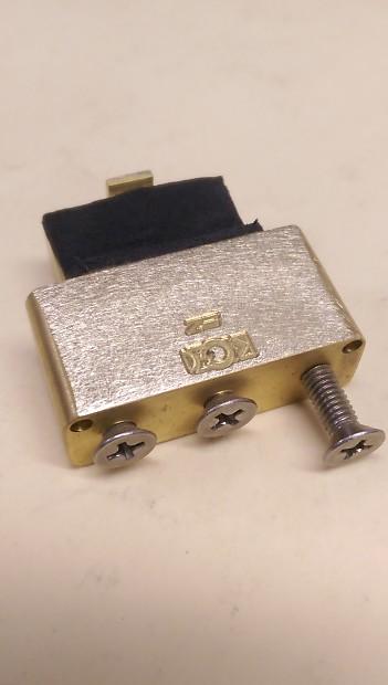 KGC Brass Tremolo Block for Ibanez Edge Zero-Made in USA - Best design -  Tone, Sustain