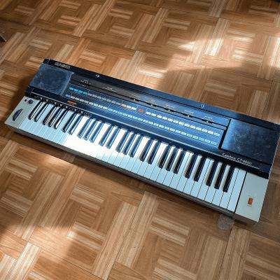 Casio CT-6000 Casiotone 61-Key Synthesizer