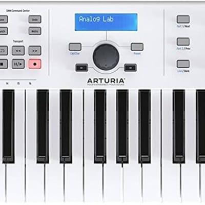 Arturia Keylab 61 Essential MIDI Controller - White