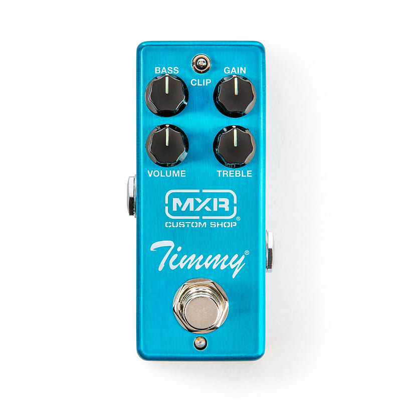 MXR CSP027 Timmy Overdrive Effects Pedal