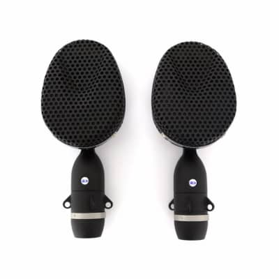 Coles 4038 Ribbon Microphone Stereo Pair