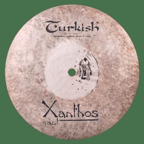 "Turkish Cymbals 10"" Rock Series Xanthos Cast Splash XC-SP10"