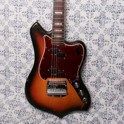 Rare - Fender Custom Maverick 1966 Vintage Original for sale