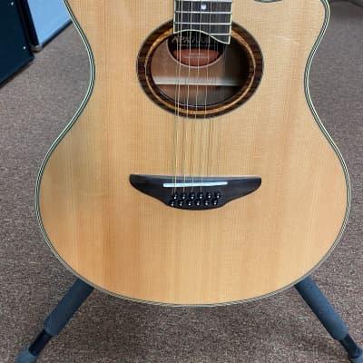 Yamaha APX700ii-12 Acoustic Guitar, Free Shipping