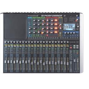 Soundcraft Si Performer 2 24-Channel Digital Mixer