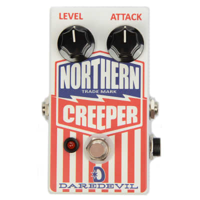 Daredevil Pedals Northern Creeper Fuzz V2 USED