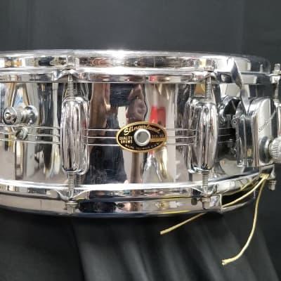 Slingerland 5x14 132 Sound King 1960s Chrome over brass