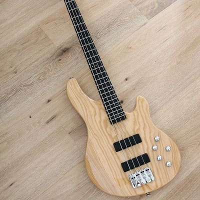 Clover - Avenger 4-1 - 4 string active bass with Nordstrand Pickups and Swamp Ash Body for sale