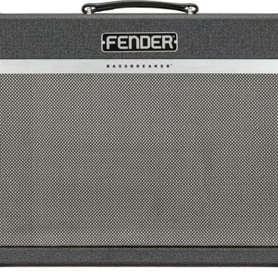 "Fender Bassbreaker 30R 30W 1x12"" Guitar Tube Combo Amp - Mint, Open Box"