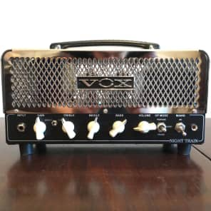 Vox Night Train NT15H Guitar Amplifier Head