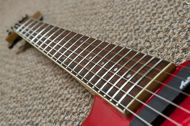 Aria Pro Ii Xr St 3ca Hss Superstrat 1980s Red Electric
