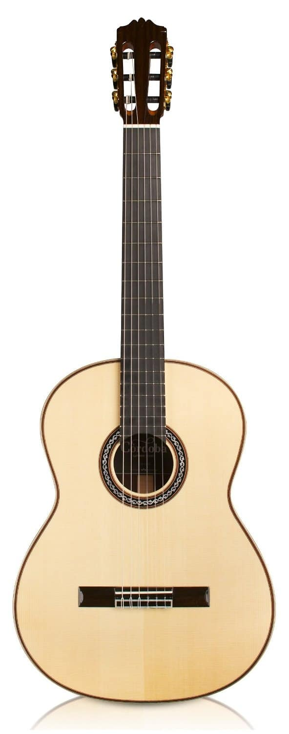 Cordoba C12 Sp Solid Spruce Top Solid Indian Rosewood