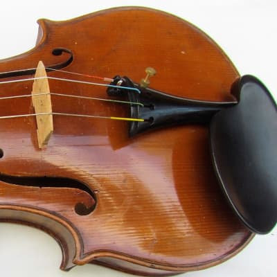 H.P.Todt labeled German violin