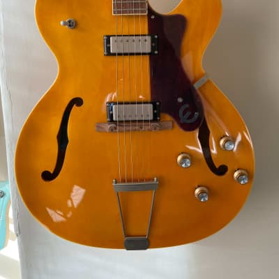 Rare! Epiphone Limited Edition John Lee Hooker 100th Anniversary Zephyr for sale
