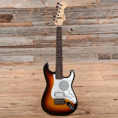 Fender ST-Champ Mini Stratocaster MIJ with Built In Speaker