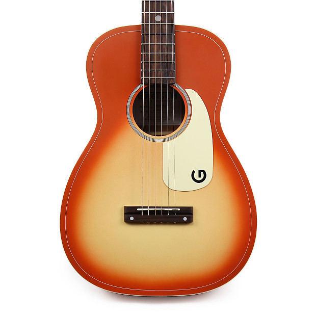Gretsch Acoustic Guitars >> Gretsch G9500 Jim Dandy Flat Top Acoustic Guitar