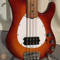 Ernie Ball Music Man Sterling 4 H 1990s Burst image