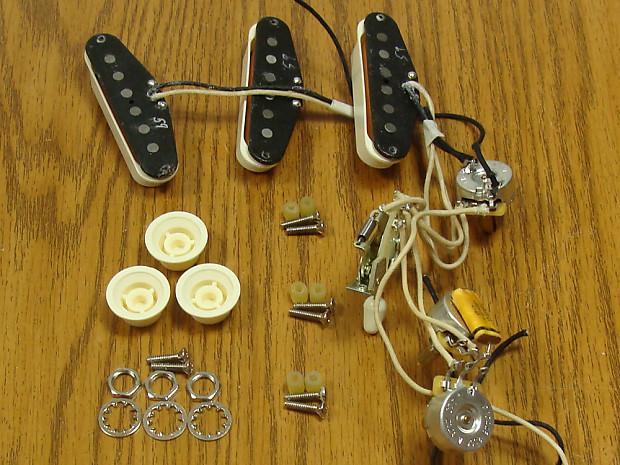 how to make vintage 59 guitar pickups