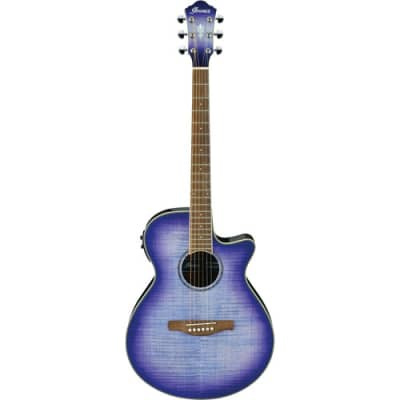 Ibanez AEG19II - Purple Iris Burst High Gloss