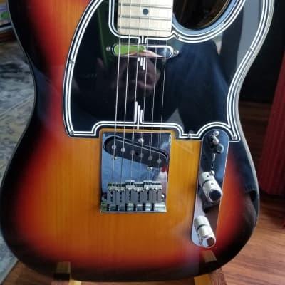 Fender: 60th Anniversary Of Fender American Standard Sunburst Telecaster  2006 for sale