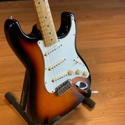 Fender California Series Stratocaster 1997 Sunburst for sale