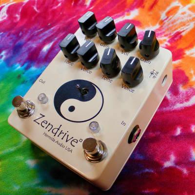 Lovepedal/Hermida Audio Zendrive Squared (Double Zen)