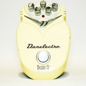 Danelectro Daddy O Overdrive Pedal