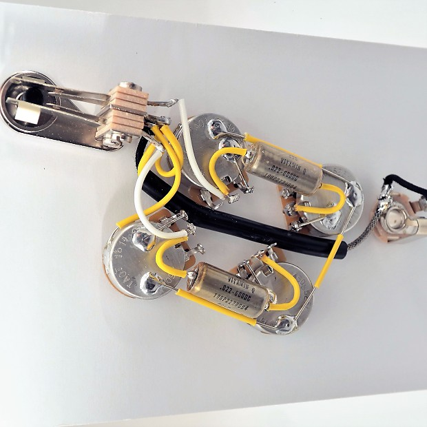 sg 174 type wiring harness by jel 525k cts shaft