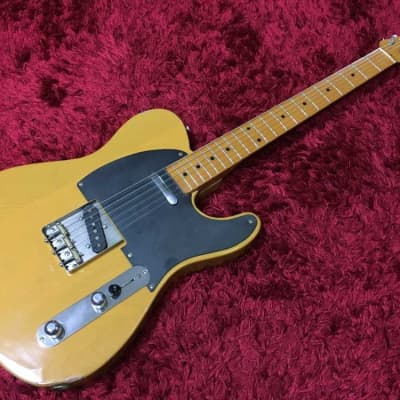Fender in Solid Body Electric Guitars | Reverb