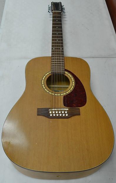 simon patrick 12 cedar 12 string acoustic guitar reverb. Black Bedroom Furniture Sets. Home Design Ideas