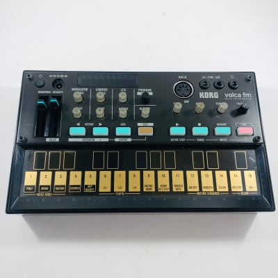 Korg Volca FM Digital Synthesizer with Sequencer  *Sustainably Shipped*