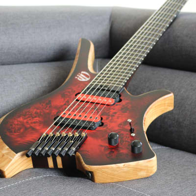 Overload Themis 7 Custom Multiscale 2018 Inferno Burst for sale