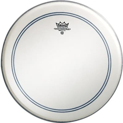 Remo P30114-BP Coated Powerstroke 3 Drum Head (14-Inch)