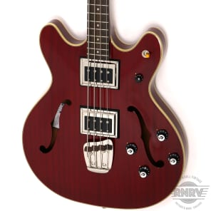 Guild Starfire II Bass Cherry Red for sale