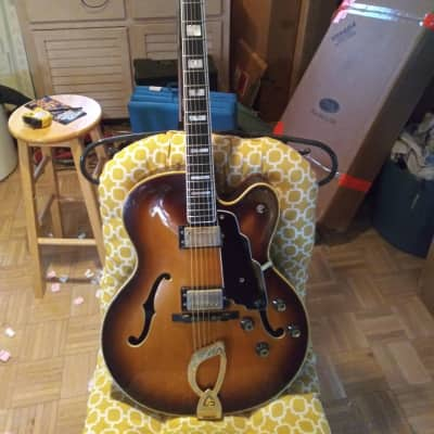 '79 Guild X-500 / Artist Award *Custom Order, A Westerly R.I. Rarity! Coolest Jazz Box On Reverb! for sale