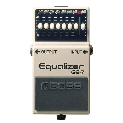 Boss GE-7 Graphic Equalizer 7-Band for sale