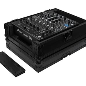 "Odyssey FZ12MIXXDBL Flight Zone Black Label Universal 12"" DJ Mixer Case with Extra Deep Cable Space"