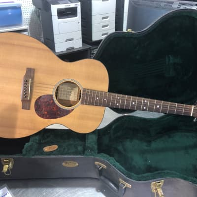 Martin OMM Orchestra Model Acoustic Guitar w/ Hard Shell Case USA for sale