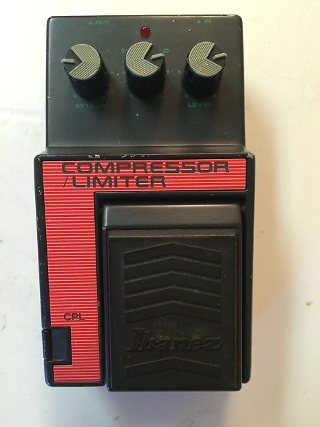 ibanez cpl compressor limiter rare vintage guitar effect reverb. Black Bedroom Furniture Sets. Home Design Ideas