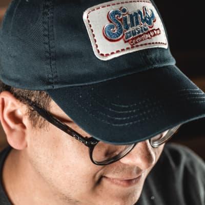 Sims LTD 40th Anniversary Patch Hat, Navy