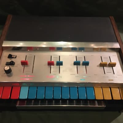 Vintage Rare Hammond Innovex Condor ISC Audio RSM Guitar Synthesizer Hendrix Maestro w-2 for sale