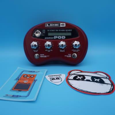 Line 6 Pocket Pod Multi-Effect | Fast Shipping!