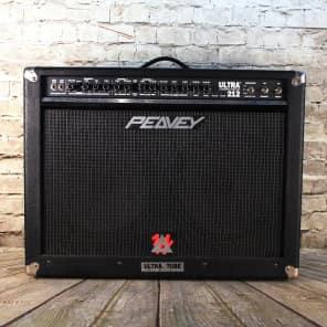 "Peavey Ultra 212 Ultra Tube Series 3-Channel 60-Watt 2x12"" Guitar Combo"