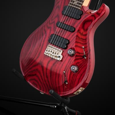 2009 PRS 513 Swamp Ash Employee Scarlet Red Rare WOW looks and sounds like private stock for sale