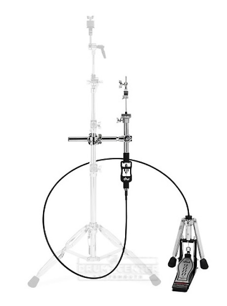 Dw Hardware 9000 Series 2 Foot Remote Hh Stand